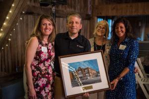 Matt Buehrer Philanthropy award 2018