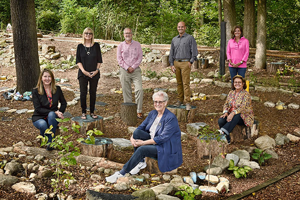 The Tipp City Foundation | Local Charity | Board Group Photo 2019
